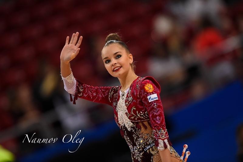 ЧМ по художественной гимнастике 2018