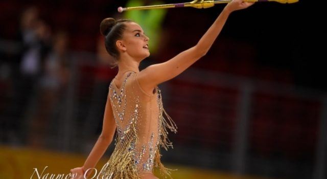 Результаты ЧМ по художественной гимнастике 2018