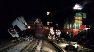 В ДТП на переезде станции Бельково погиб водитель