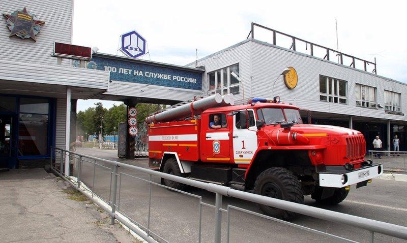 Дзержинск взрыв на заводе Свердлова