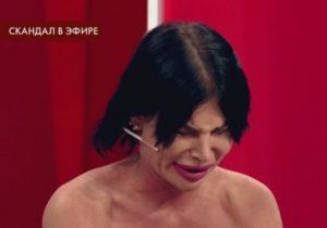 Элина Ромасенко пожаловалась на угрозы в программе «Пусть говорят»