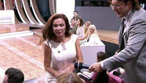 Эвелина Бледанс устроила драку на шоу Малахова