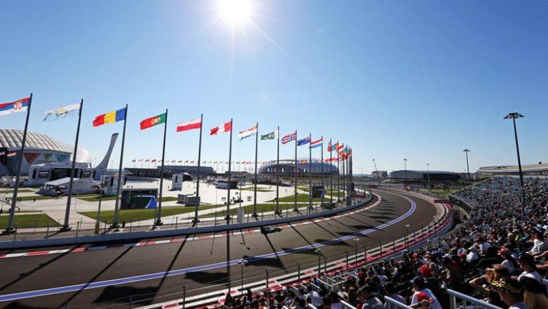 Гран-при России Формулы 1