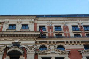 Рэпер Хаски «повесился» на балконе Ritz Carlton