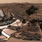 НАСА новые фото с Марса