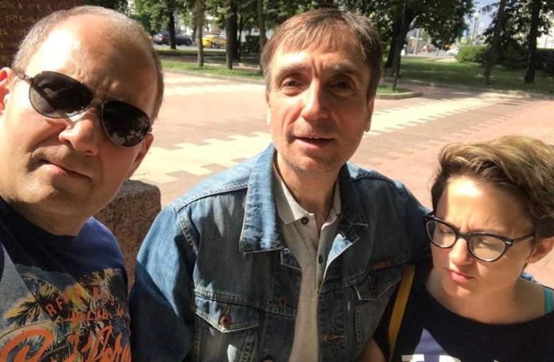 Олег Игрушкин причина смерти