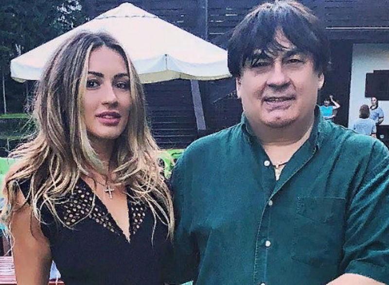 дочь Александра Серова и Дарья Друзьяк