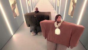Клип Канье Уэста и Lil Pump побил рекорд