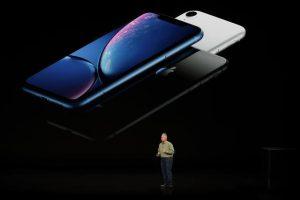 Представили 3 новых модели iPhone