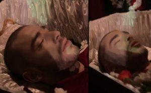 «Похороны» рэпера Хаски прошли в Москве