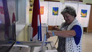 Известны предварительные итоги выборов губернатора Приморского края