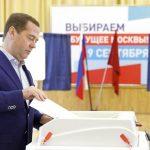 результаты выборов мэра Москвы 2018