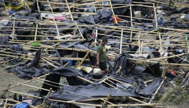 ураган Китай и Филиппины