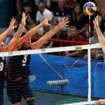 волейбол Россия США