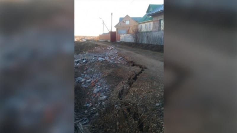 землетрясение в Уфе