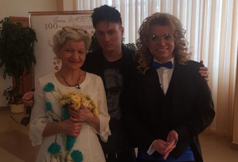 жена Гогена Солнцева впервые после операции