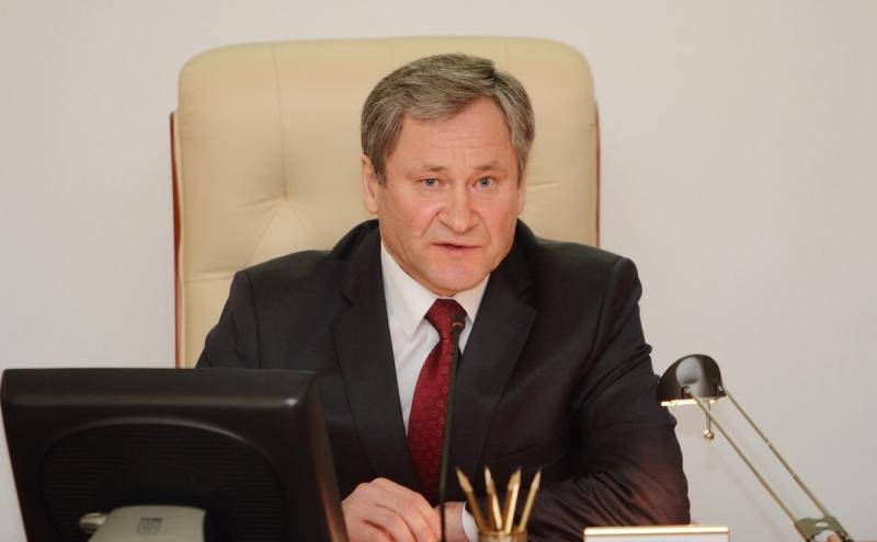 Алексей Кокорин губернатор Курганской области отставка
