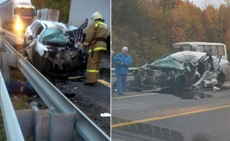 Ани Лорак авария грузовик
