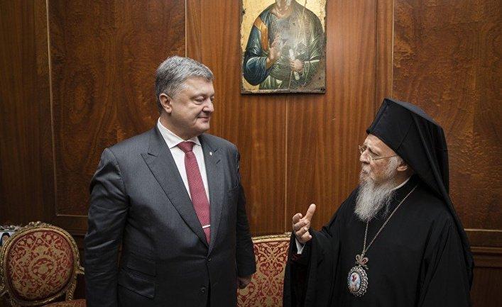 Автокефалия украинской православной церкви