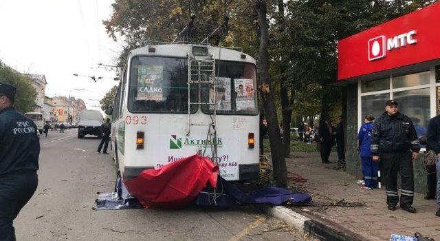 Обнародован список погибших в ДТП с троллейбусом в Орле