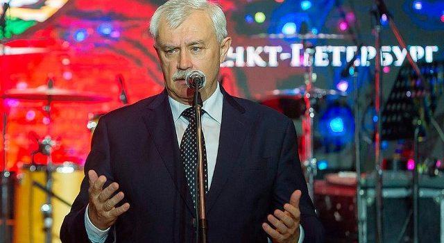 Георгий Полтавченко ушел в отставку