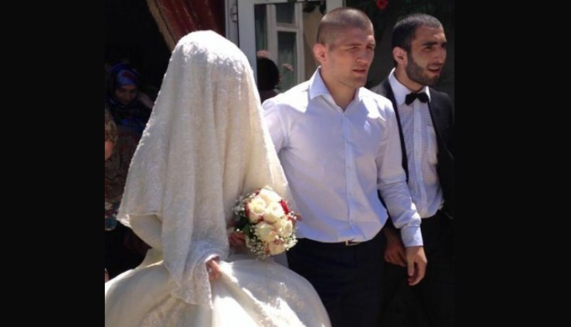 никогда ловили свадьба хабиба нурмагомедова фото характеризуются дружной