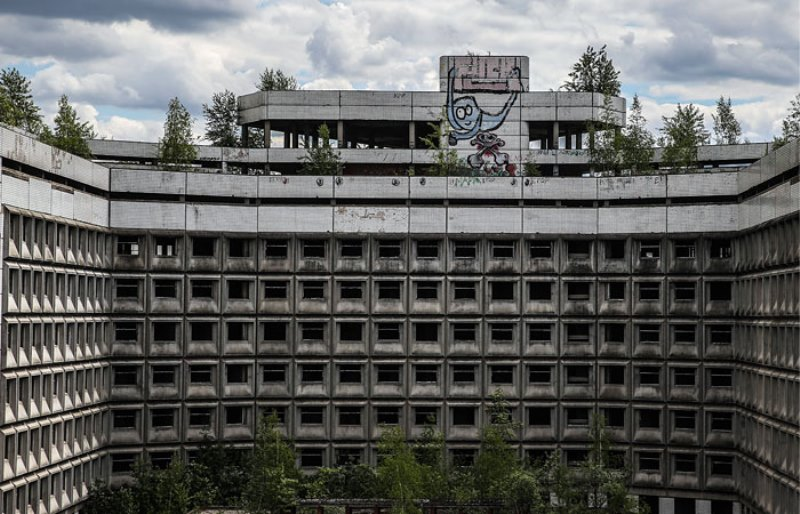 Ховринская больница снос