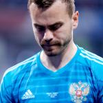 Игорь Акинфеев уход из сборной