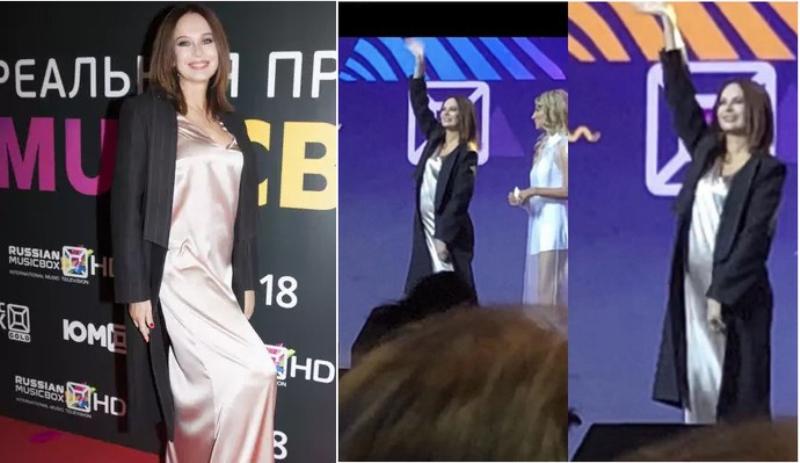 Ирина Безрукова беременна