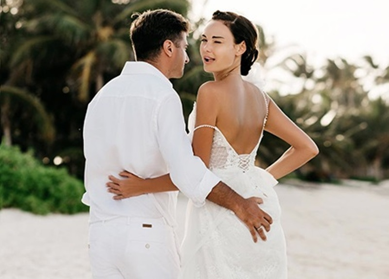 Иван Стебунов и Елена Власова свадьба