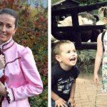 Кристина Смирнова мать детей Сергея Безрукова
