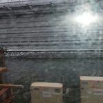 Крымский мост падение пролета в воду