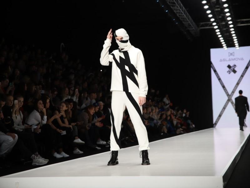 Mercedes-Benz Fashion week в Москве
