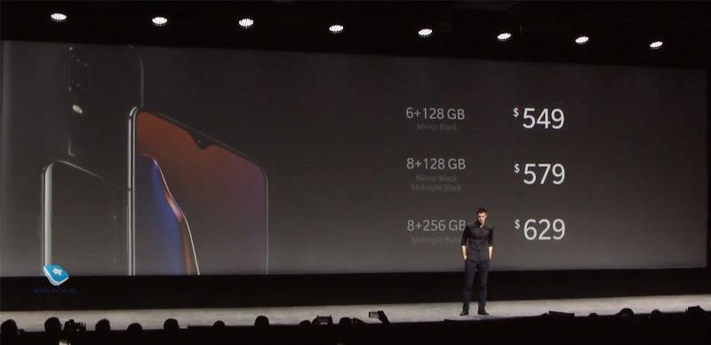 OnePlus 6T презентация