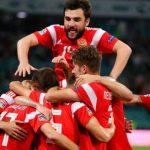 Россия Турция 2-0
