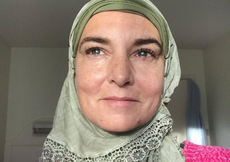 Шинейд О'Коннор ислам