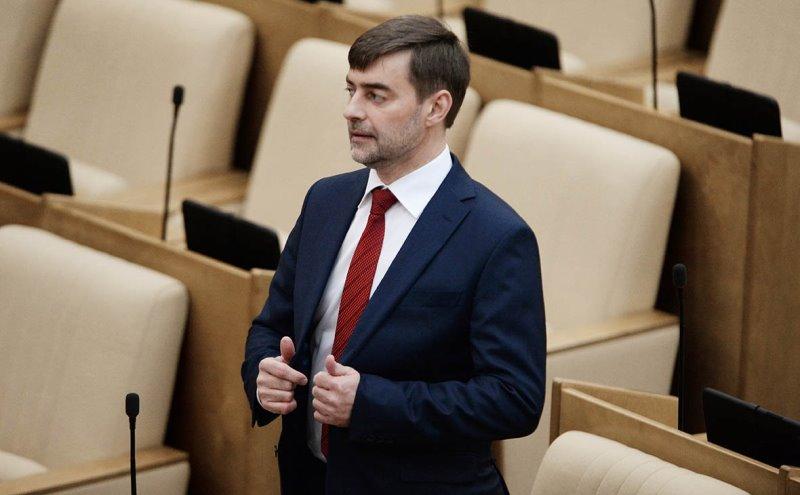Сергей Железняк отставка