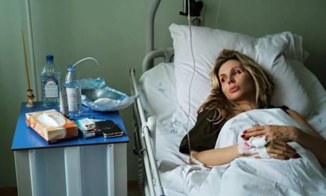 Светлана Лобода после операции