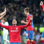 ЦСКА Реал 1-0