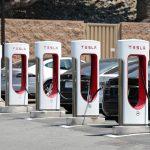 Tesla акции