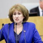 Вера Ганзя депутат Госдумы зарплата декларация о доходах