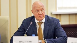 Виталий Нахлупин задержан