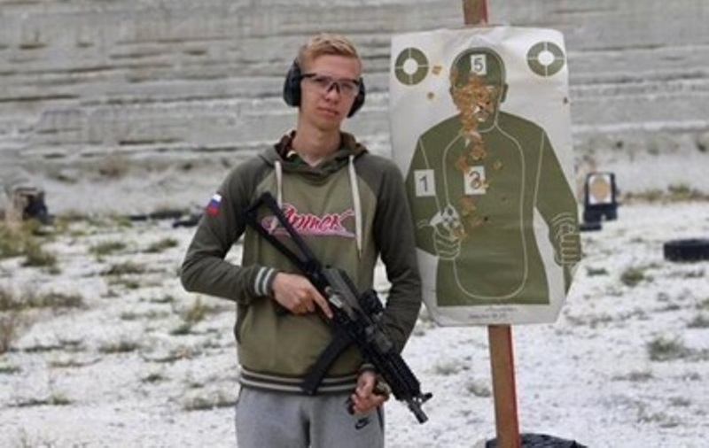 Владислав Росляков Керченский стрелок