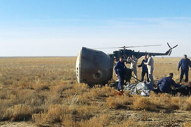 авария ракеты Союз 11 10 2018