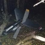 крушение вертолета в Костромской области