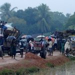 наводнение ливни Шри-Ланка