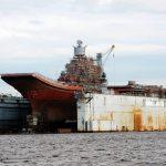 плавучий док ПД 50 Мурманск затопление
