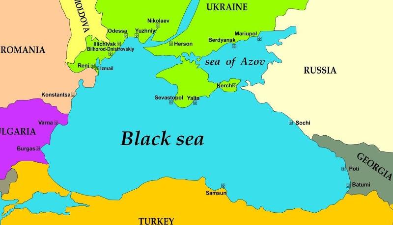 резолюция по Азовскому морю