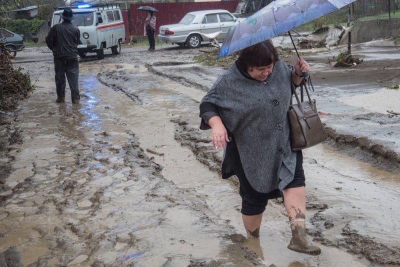 стихия на Кубани