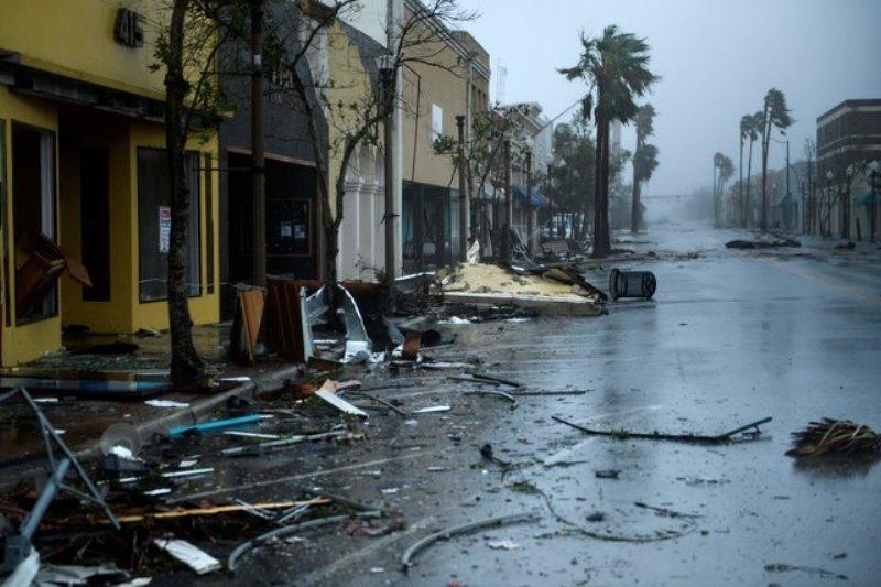 ураган Майкл Флорида